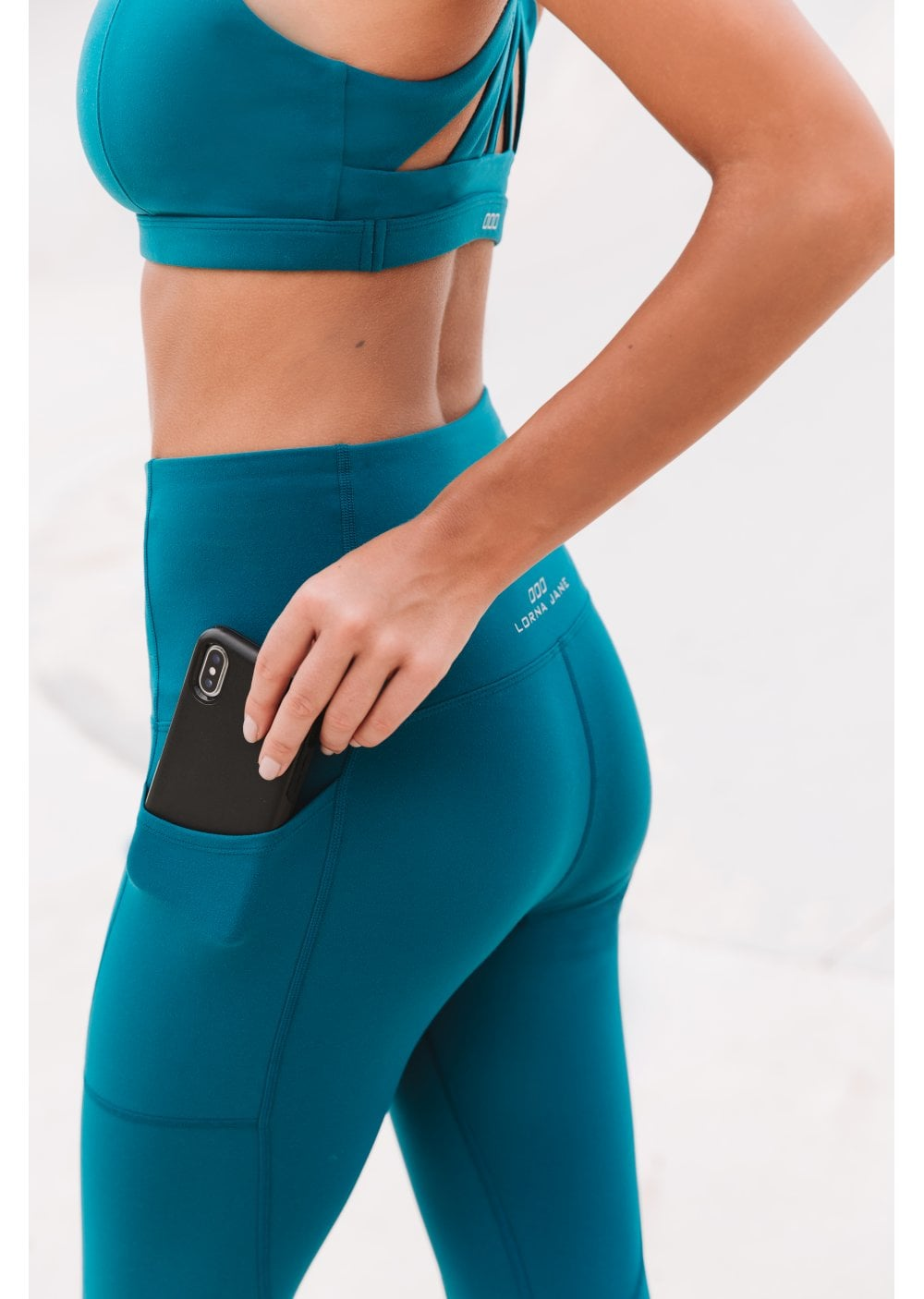 Lorna Jane Everyday 7 8 Tight Everteal Bottoms From Lorna Jane Me Uk